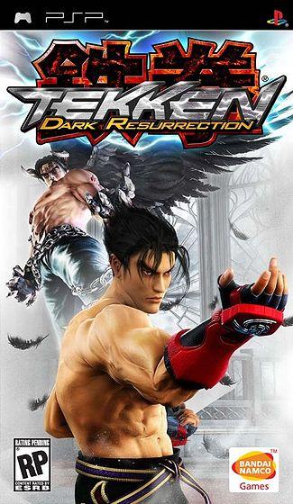 Tekken 5 psp скачать торрент