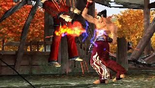 Screenshot Thumbnail / Media File 1 for Tekken - Dark Resurrection (USA)