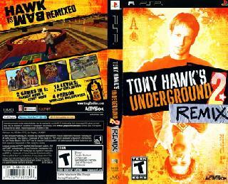 Screenshot Thumbnail / Media File 1 for Tony Hawk's Underground 2 - Remix (USA)