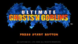 Screenshot Thumbnail / Media File 1 for Ultimate Ghosts 'n Goblins (USA)