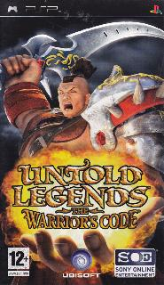 Screenshot Thumbnail / Media File 1 for Untold Legends - The Warrior's Code (Europe)