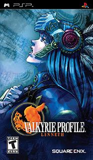 Screenshot Thumbnail / Media File 1 for Valkyrie Profile - Lenneth (USA)