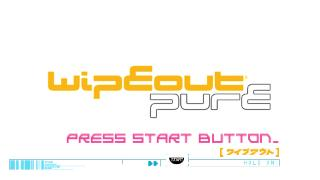 Screenshot Thumbnail / Media File 1 for Wipeout Pure (Europe)