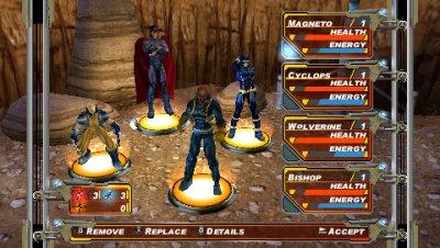 Screenshot Thumbnail Media File 2 For X Men Legends II