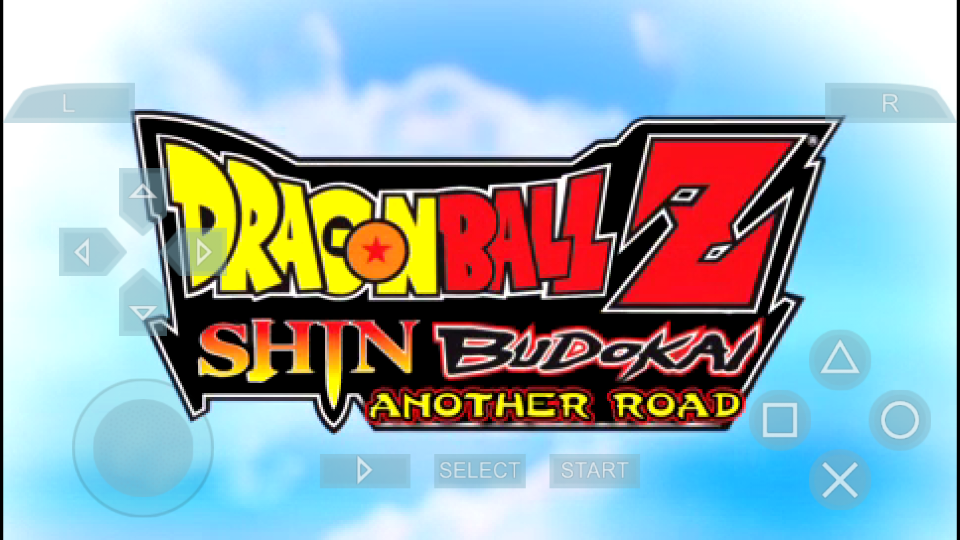 dragon ball shin budokai another road iso