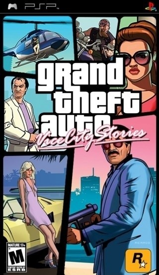Grand Theft Auto Vice City Stories Usa Iso Psp Isos Emuparadise