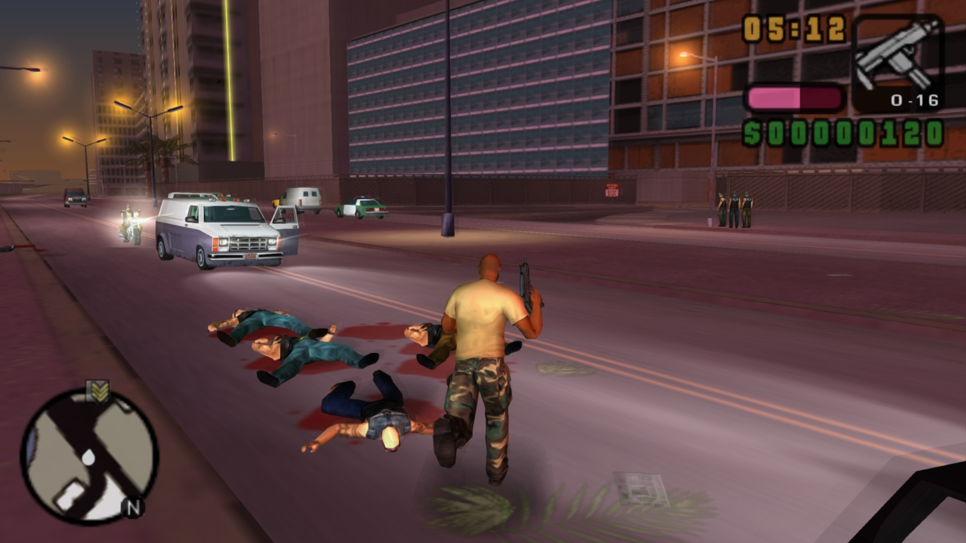 Grand Theft Auto - Vice City Stories (USA) ISO < PSP ISOs | Emuparadise