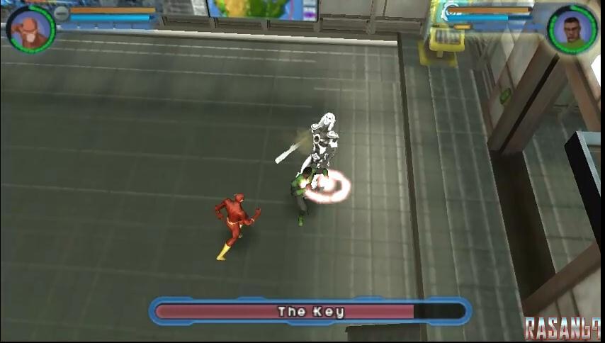 Скачать бесплатно игру justice league heroes для psp с народ.