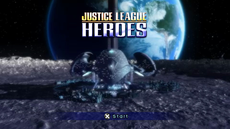 Justice League Heroes (USA) ISO