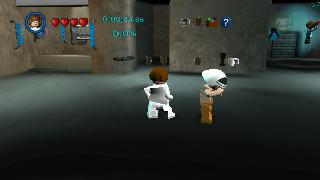 Screenshot Thumbnail / Media File 1 for LEGO Star Wars II - The Original Trilogy (Europe)