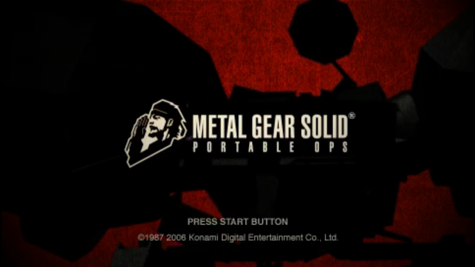 Metal Gear Solid - Portable Ops (USA) ISO < PSP ISOs