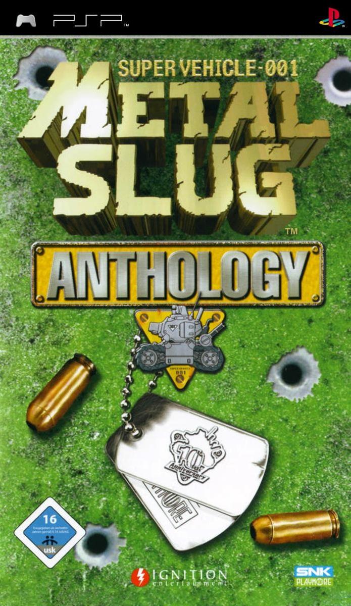 metal slug anthology iso psp mega