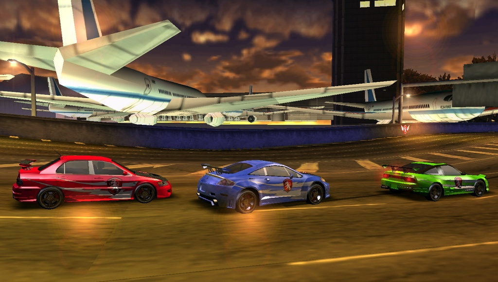 Need for Speed Carbon - Own the City (USA) ISO < PSP ISOs