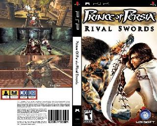 Screenshot Thumbnail / Media File 1 for Prince of Persia - Rival Swords (USA)