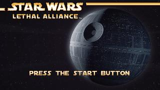 Screenshot Thumbnail / Media File 1 for Star Wars - Lethal Alliance (Europe)