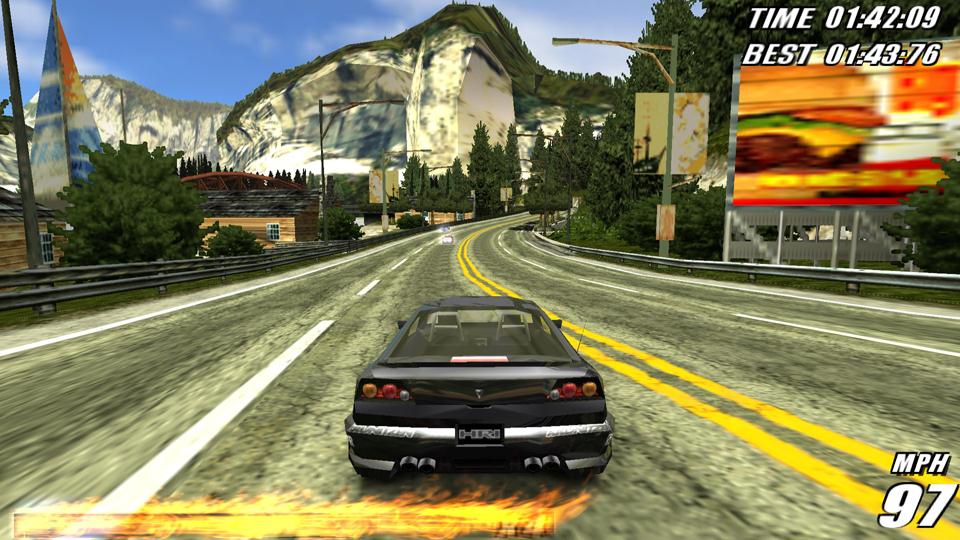 Burnout Legends (Greatest Hits) (USA) ISO < PSP ISOs | Emuparadise