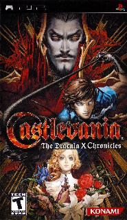 Screenshot Thumbnail / Media File 1 for Castlevania - The Dracula X Chronicles (USA)