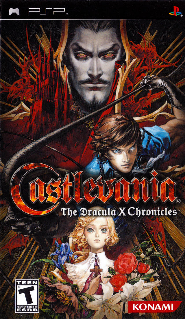 Download - Castlevania The Dracula X Chronicles for free