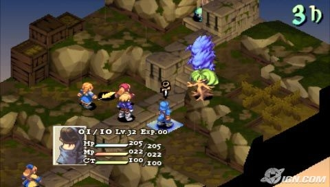 final fantasy tactics the war of the lions apk full