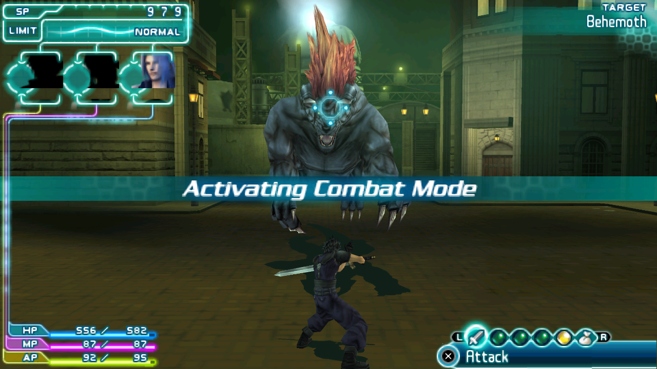 Final Fantasy 6 Rom crisis core - final fantasy vii (usa) iso < psp isos