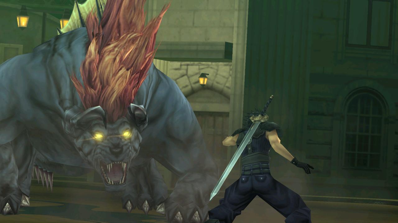 Crisis Core - Final Fantasy VII (USA) ISO