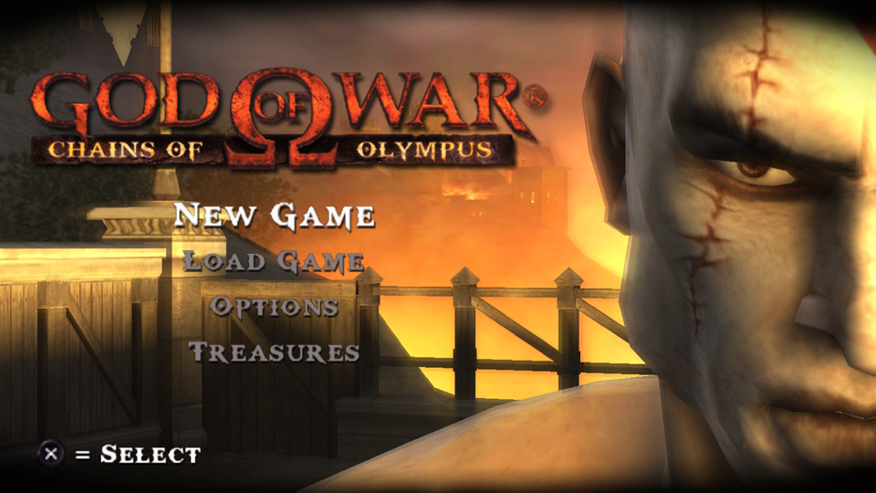 God of war chains of olympus usa psp iso cso download