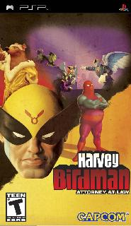 Screenshot Thumbnail / Media File 1 for Harvey Birdman - Attorney at Law (USA)