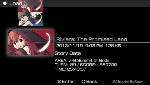 riviera the promised land psp iso download