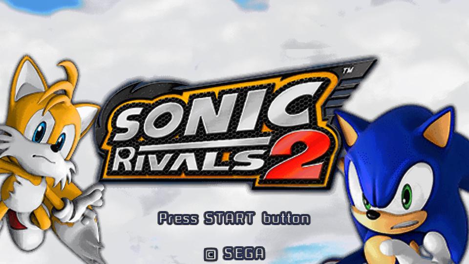 Sonic Rivals 2 Europe Iso Psp Isos Emuparadise