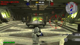 Screenshot Thumbnail / Media File 1 for Star Wars Battlefront - Renegade Squadron (USA)