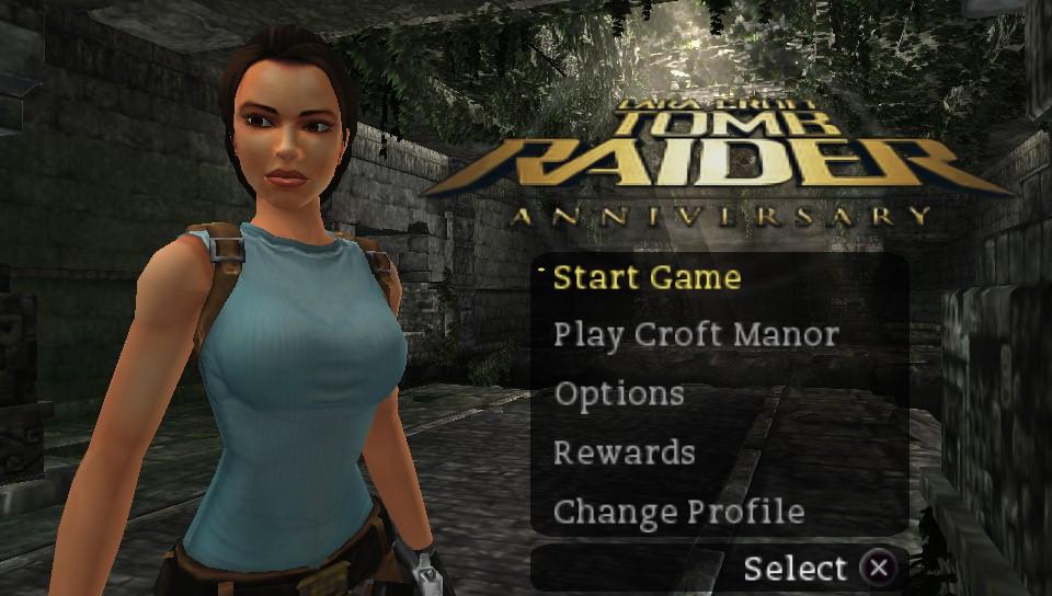 скачать игру Tomb Raider Anniversary на Psp - фото 4