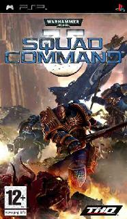 Screenshot Thumbnail / Media File 1 for Warhammer 40,000 - Squad Command (USA)