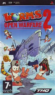 Screenshot Thumbnail / Media File 1 for Worms - Open Warfare 2 (Europe)