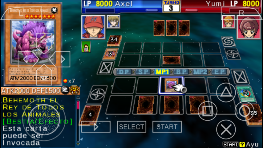 Yu Gi Oh Tag Force 6 Patch Fr Jeux