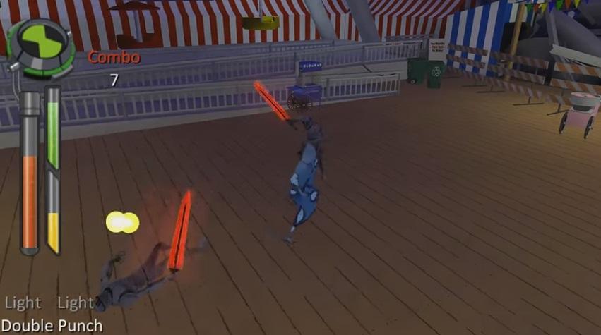 Image result for ben 10 alien force video game