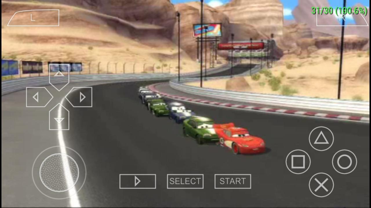 Cars Race-O-Rama (Europe) ISO < PSP ISOs | Emuparadise