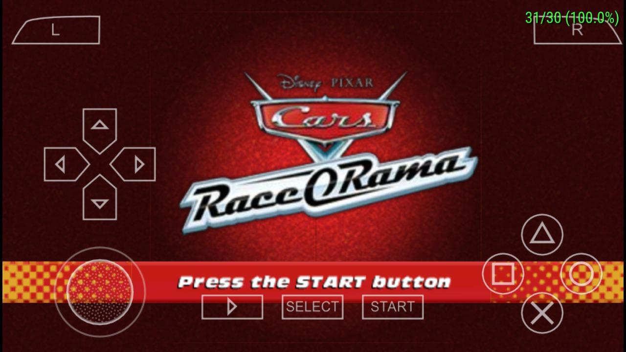 Cars Race O Rama Usa Iso Psp Isos Emuparadise