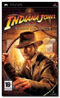 Screenshot Thumbnail / Media File 1 for Indiana Jones and the Staff of Kings (Europe)