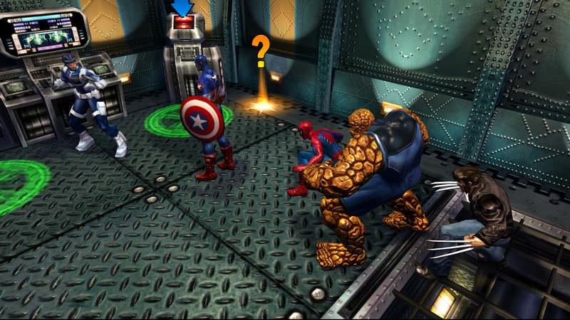 Marvel - Ultimate Alliance 2 (USA) ISO < PSP ISOs | Emuparadise