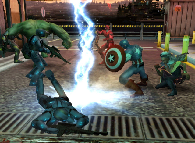 Marvel Ultimate Alliance 2 Ps3 Download