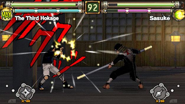download naruto ultimate ninja heroes 2 for android