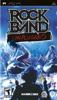 Screenshot Thumbnail / Media File 1 for Rock Band Unplugged (USA)