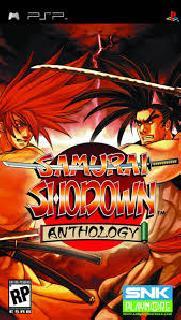 jogo samurai shodown ps2