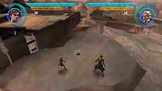 Screenshot Thumbnail / Media File 1 for Star Wars The Clone Wars - Republic Heroes (Europe)