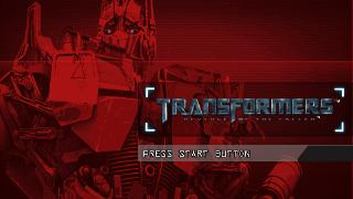 Screenshot Thumbnail / Media File 1 for Transformers - Revenge of the Fallen (Europe)
