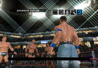 Screenshot Thumbnail / Media File 1 for WWE Smackdown vs. Raw 2010 (Europe)