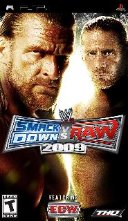 Screenshot Thumbnail / Media File 1 for WWE SmackDown! vs. RAW 2009 featuring ECW (USA)