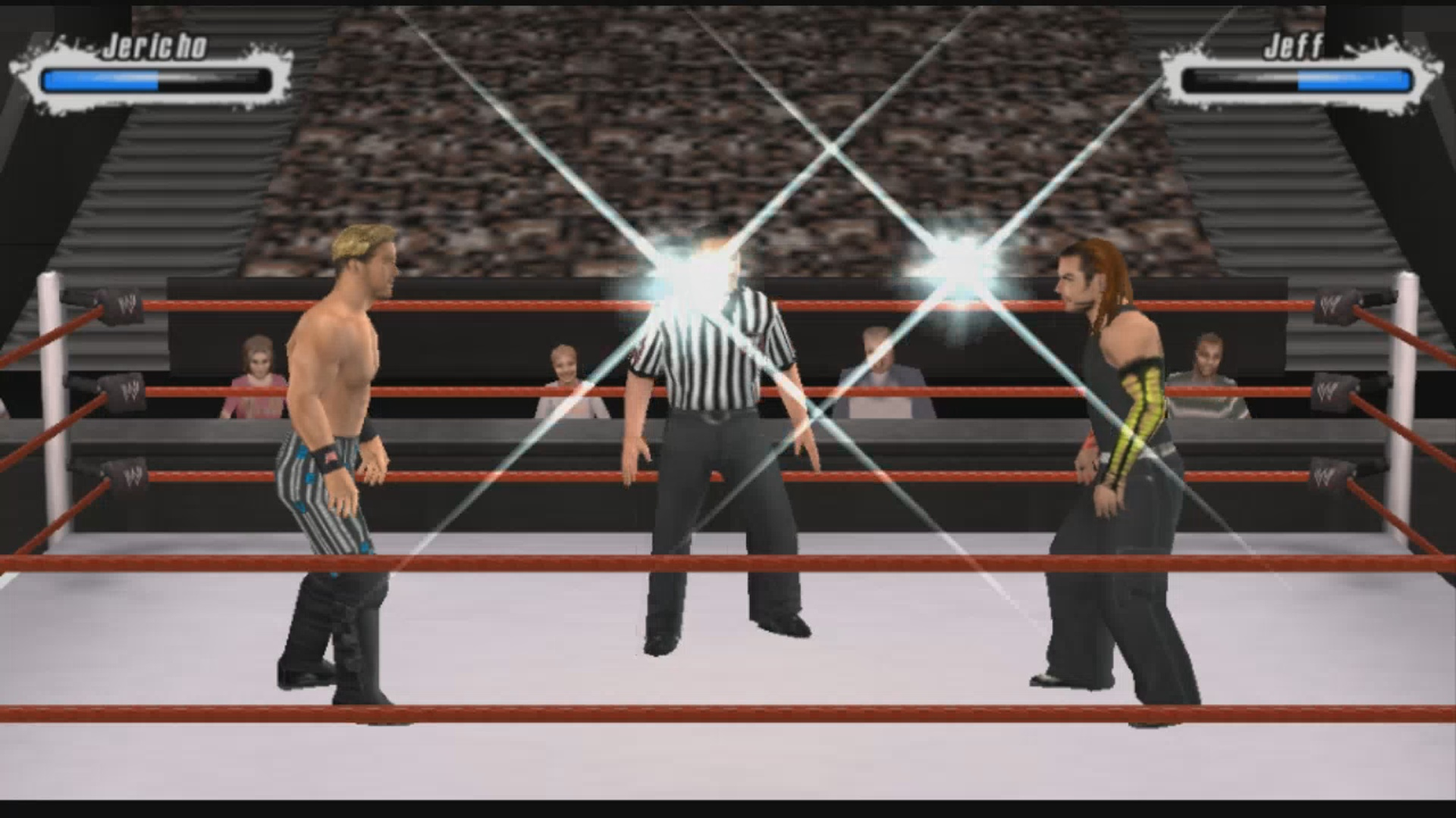wwe vs raw psp