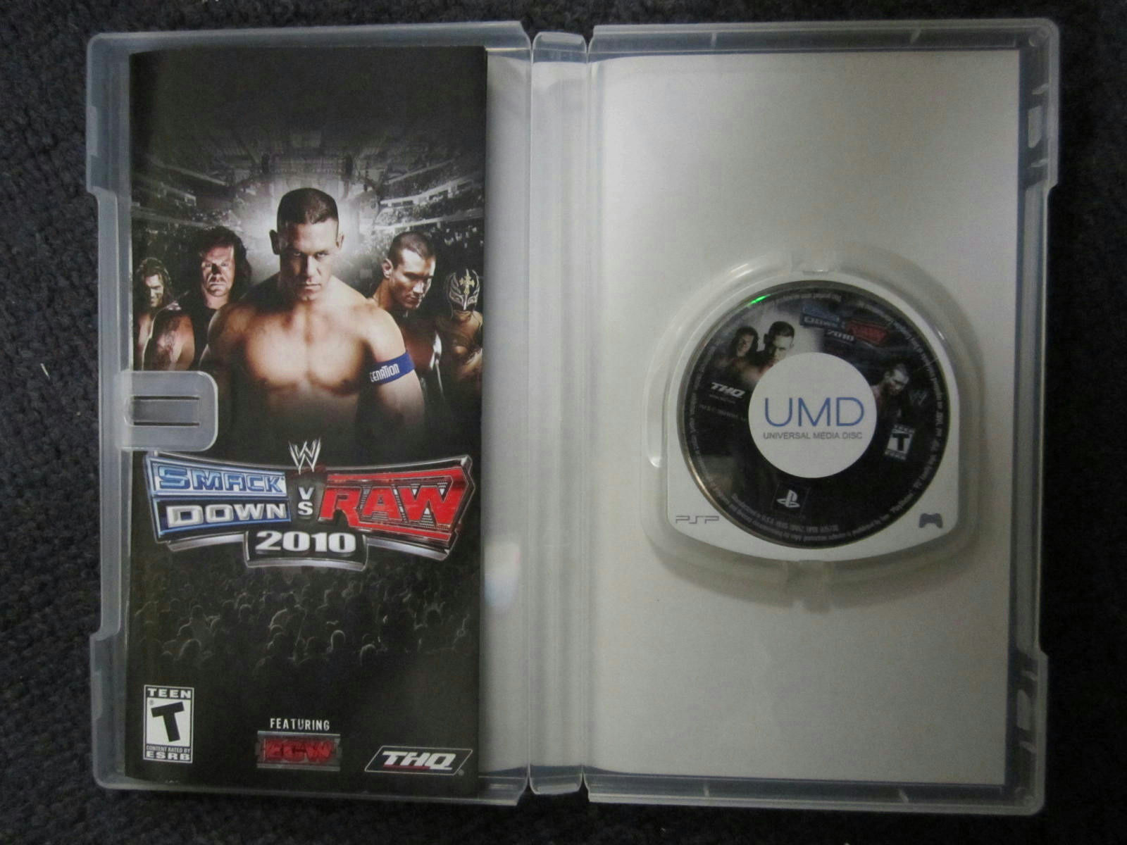 Screenshot thumbnail media file 4 for wwe smackdown vs raw 2010 usa