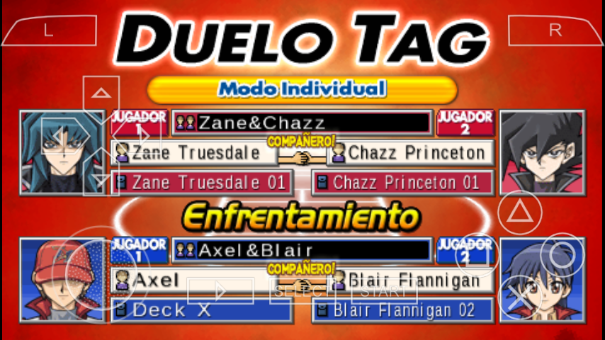 yugioh tag force 3 save data